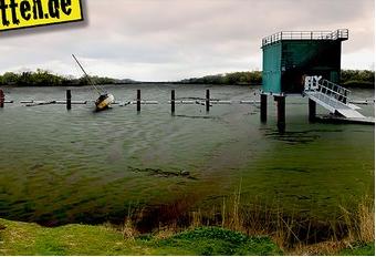 Keine Öffnung der Dove - Elbe